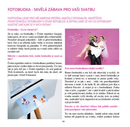 Obrázek z 1 strana PR článku