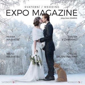 Obrázek pro kategorii Svatební EXPO Magazín