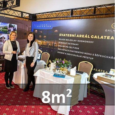 Obrázek z EXPO 08 - Osmička - 4x2m - 8m2 11/2021